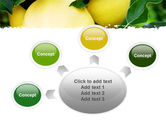 Yellow Apple PowerPoint Template#7