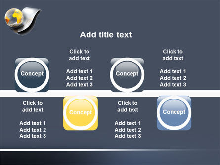 International PowerPoint Template Slide 19
