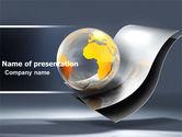 International PowerPoint Template#1