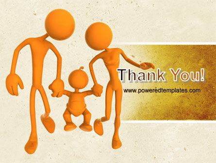 Support Of Parents PowerPoint Template Slide 20