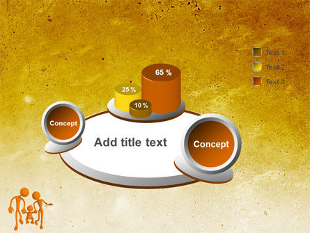 Support Of Parents PowerPoint Template Slide 6
