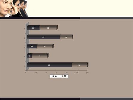Call Center PowerPoint Template Slide 11