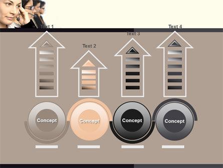 Call Center PowerPoint Template Slide 7