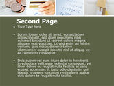 Invoice PowerPoint Template#2