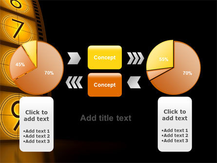 Cinema Strip PowerPoint Template Slide 16