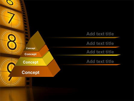 Cinema Strip PowerPoint Template Slide 4