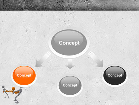 Contradiction PowerPoint Template, Slide 4, 05078, Consulting — PoweredTemplate.com