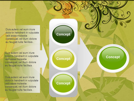 Growing Pattern PowerPoint Template Slide 11
