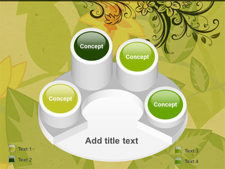 Growing Pattern PowerPoint Template Slide 12