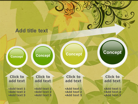 Growing Pattern PowerPoint Template Slide 13