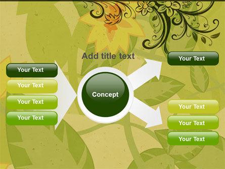 Growing Pattern PowerPoint Template Slide 14