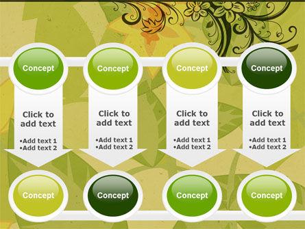 Growing Pattern PowerPoint Template Slide 18