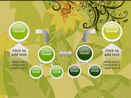 Growing Pattern PowerPoint Template Slide 19