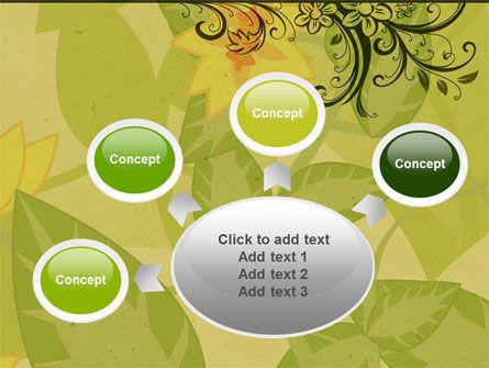 Growing Pattern PowerPoint Template Slide 7