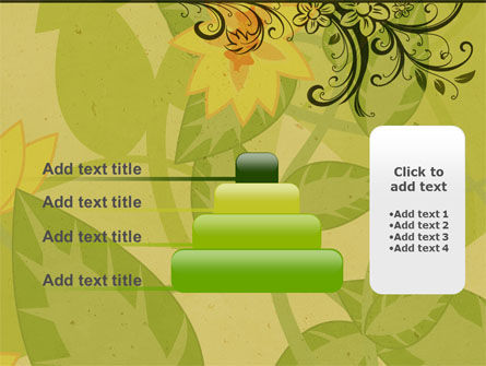 Growing Pattern PowerPoint Template Slide 8
