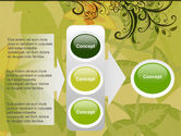 Growing Pattern PowerPoint Template#11