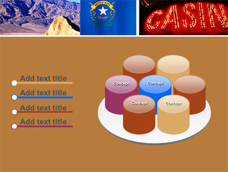 Nevada PowerPoint Template Slide 12