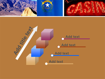 Nevada PowerPoint Template Slide 14