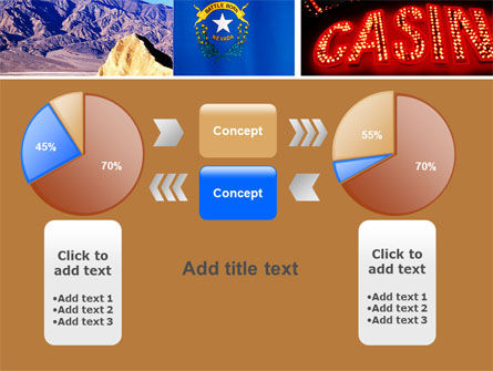 Nevada PowerPoint Template Slide 16