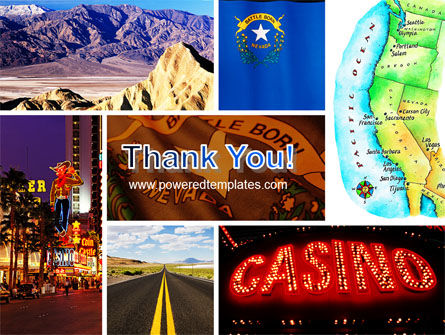 Nevada PowerPoint Template Slide 20