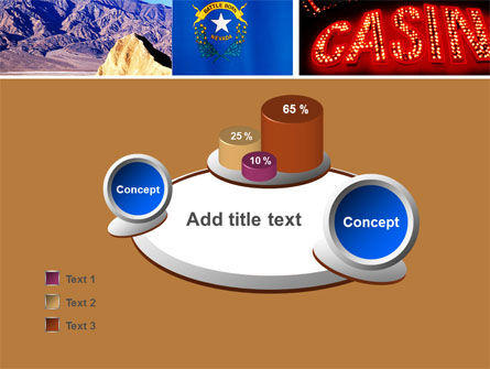 Nevada PowerPoint Template Slide 6