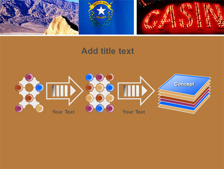 Nevada PowerPoint Template Slide 9