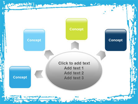 Clouds PowerPoint Template Slide 7