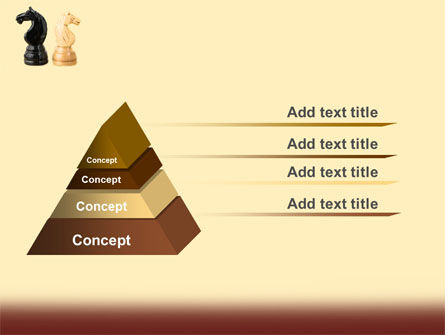 Knight Move PowerPoint Template, Slide 4, 05089, Consulting — PoweredTemplate.com