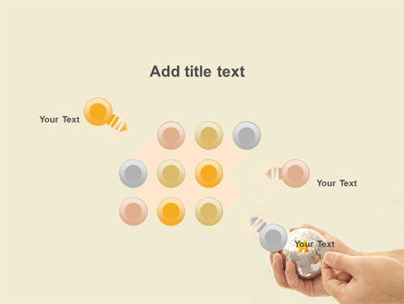 Puzzle Fixing PowerPoint Template Slide 10