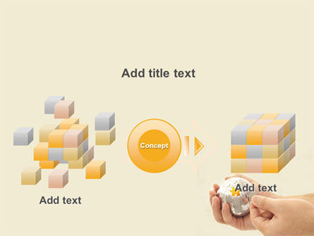 Puzzle Fixing PowerPoint Template Slide 17