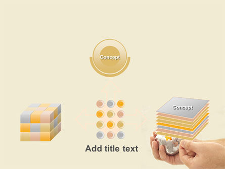 Puzzle Fixing PowerPoint Template Slide 19