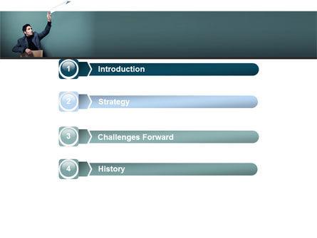 Ideas PowerPoint Template Slide 3