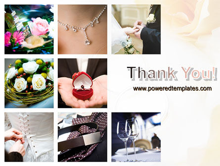 Wedding PowerPoint Template Slide 20