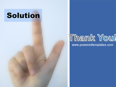 Indication Of Solution PowerPoint Template Slide 20