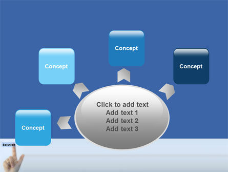 Indication Of Solution PowerPoint Template Slide 7