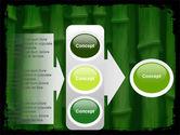 Green Bamboo PowerPoint Template#11