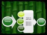 Green Bamboo PowerPoint Template#17