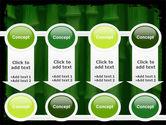 Green Bamboo PowerPoint Template#18