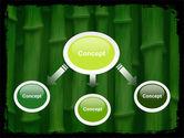 Green Bamboo PowerPoint Template#4