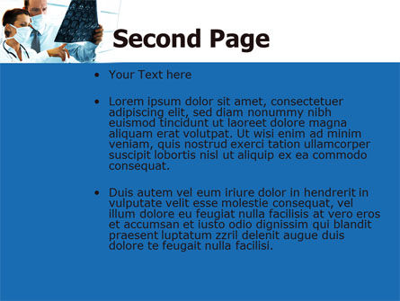 Brain Scan PowerPoint Template Slide 2