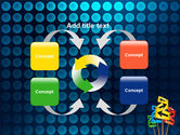 Various Directions PowerPoint Template#6