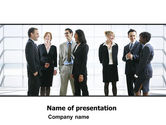Business: Marketing PowerPoint Template #05119