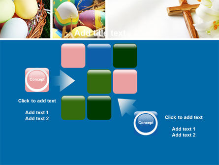 Free Easter Sunday PowerPoint Template Slide 16