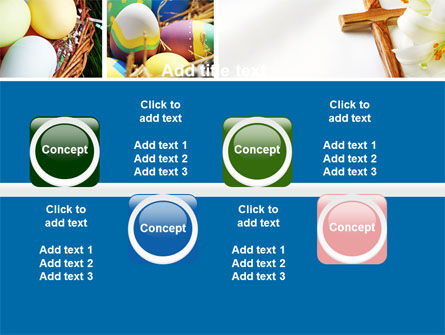 Easter Sunday Free PowerPoint Template Slide 19
