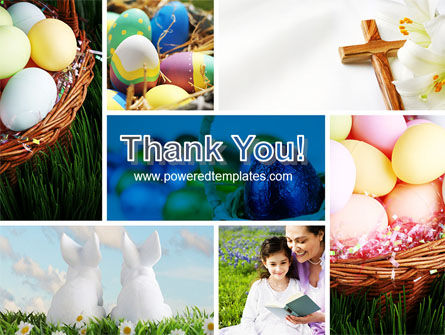 Free Easter Sunday PowerPoint Template Slide 20