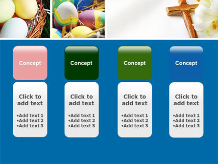 Free Easter Sunday PowerPoint Template Slide 5