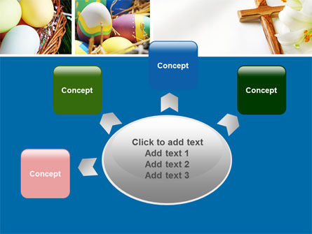 Free Easter Sunday PowerPoint Template Slide 7