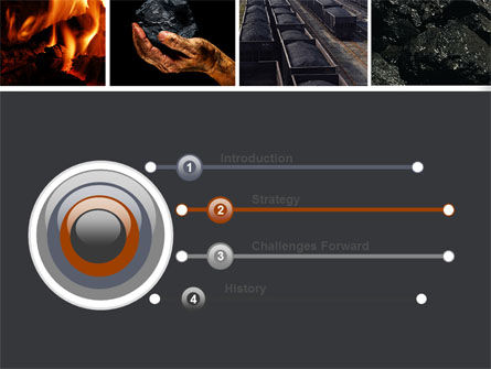 Coal PowerPoint Template Slide 3