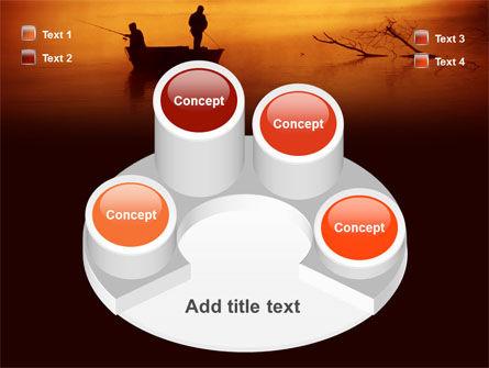 Recreational Fishing PowerPoint Template Slide 12
