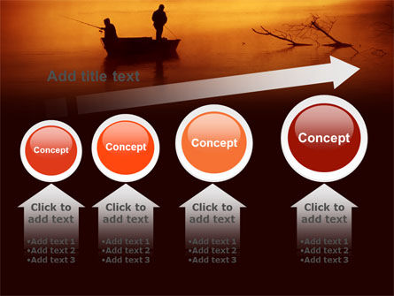Recreational Fishing PowerPoint Template Slide 13